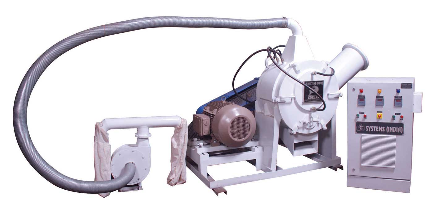 Scrap Breaker Cum Granulator Version (Power)